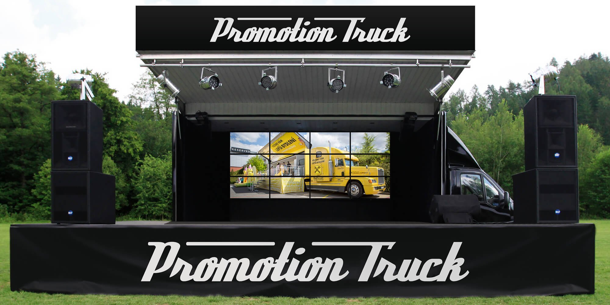 Promotion Wagon