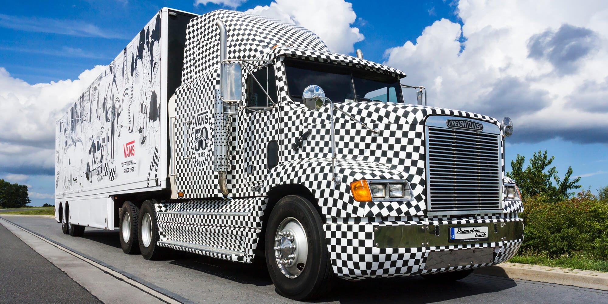 Promotion Truck PT1