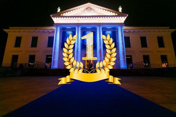1.místo na festivalu EUBEA 2016