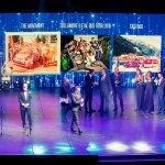 Roadshow 1.místo na festivalu EUBEA 2016 - 1